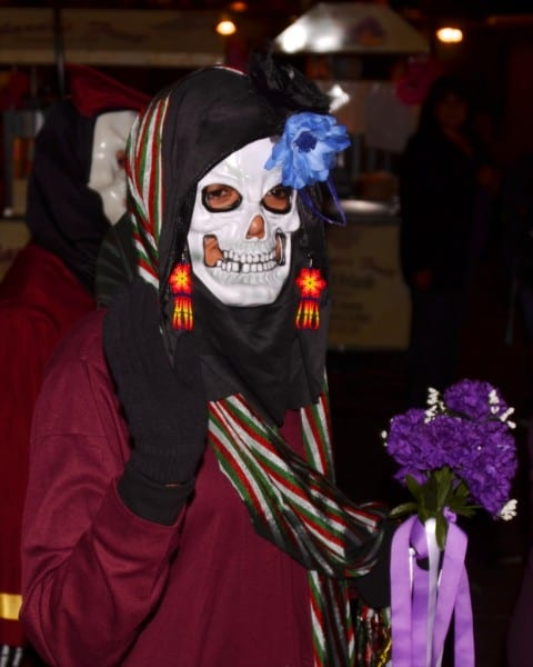 The World's Best Photos Of Aztecadayofthedead And Costume