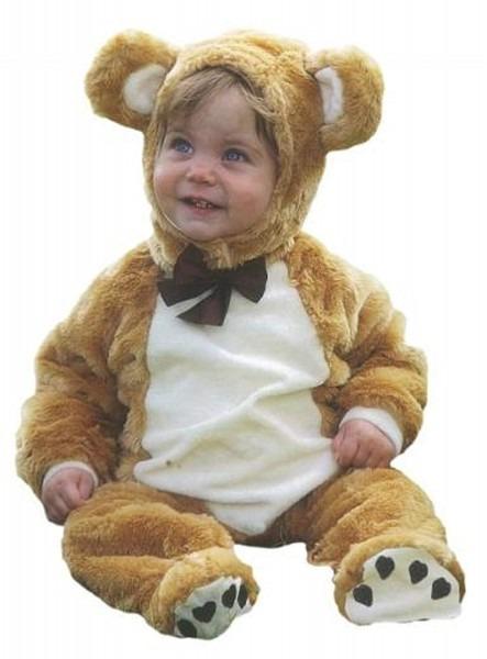 Dress Up Teddy Bear Baby Toddler Costume, 3