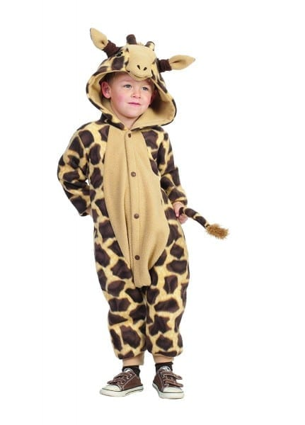 Amazon Com  Rg Costumes Georgie Giraffe  Clothing