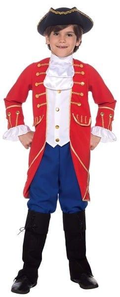 Amazon Com  Forum Novelties Founding Father Child's Costume