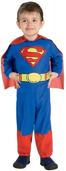 Rubie's Official Superman Kids Fancy Dress Boys Superhero
