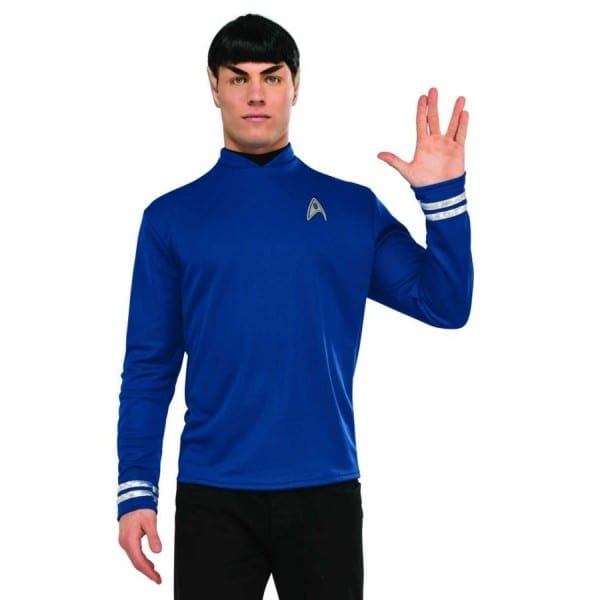 Adult Trek Beyond Spock Costume Deluxe