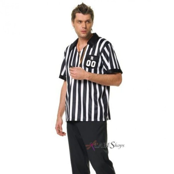 Good Call Adult Mens Referee Costume