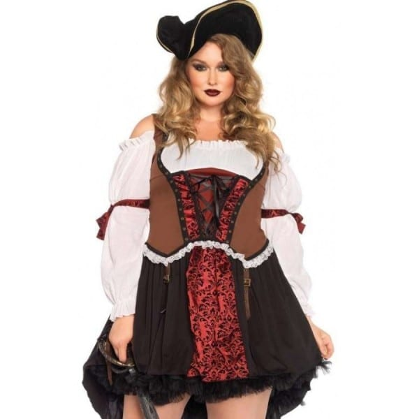 High Seas Wench Womens Halloween Costume