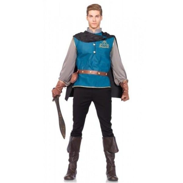 Storybook Prince Mens Halloween Costume Set