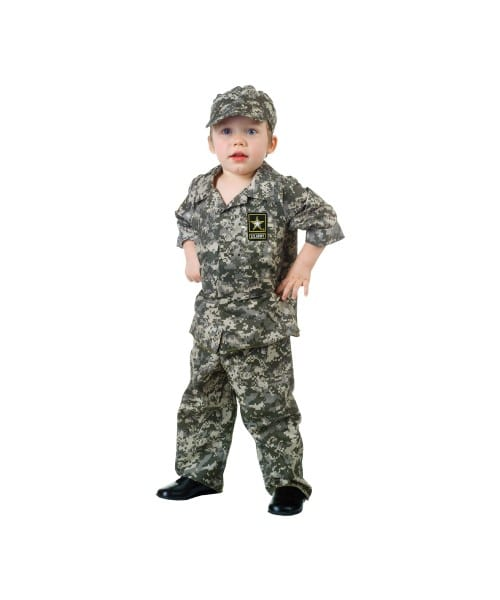 Us Army Baby Costume