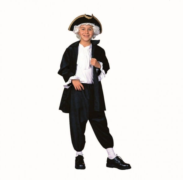 George Washington Costume (child) Costume
