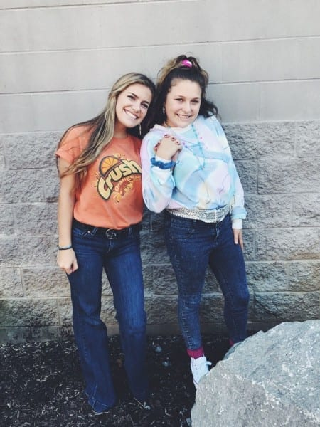 Decades Day Outfits 80s 70s