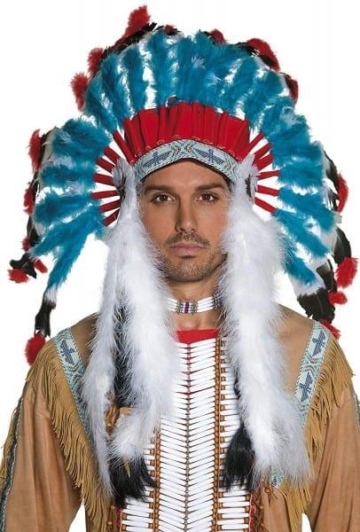 Amazon Com  Smiffys Adult Unisex Native American Indian Headdress