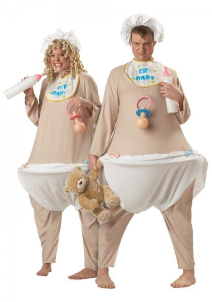 The Most Ridiculous Halloween Costumes