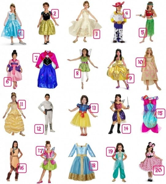 40 Disney Halloween Costume Ideas