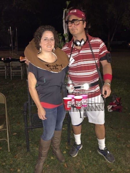Larry Culpepper And His Trophy Wife