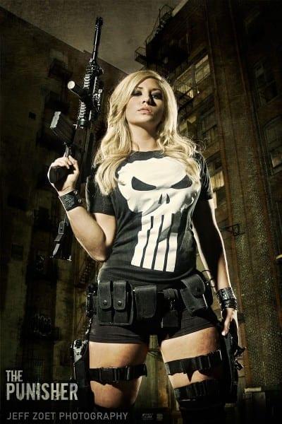Female Punisher