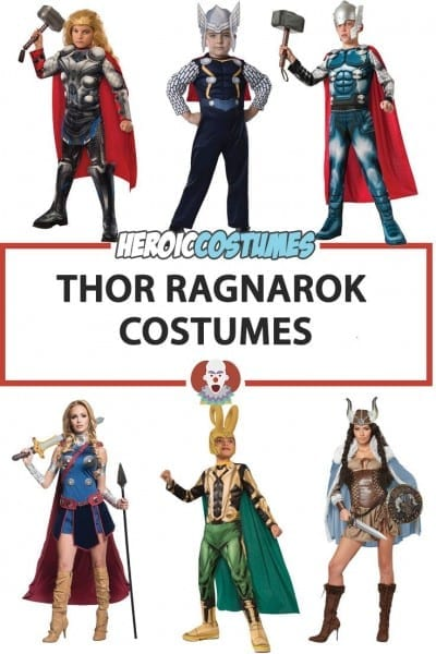 Thor Ragnarok Costumes Are Here! Find Out Thor Ragnarok Costumes
