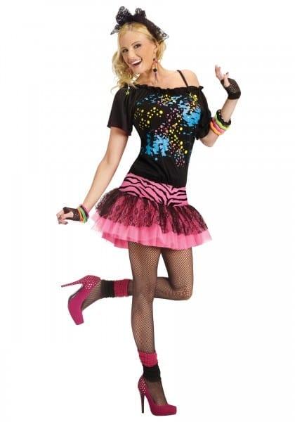 Valley Girl 80s Costume  50s Sweetheart Child Halloween Costume