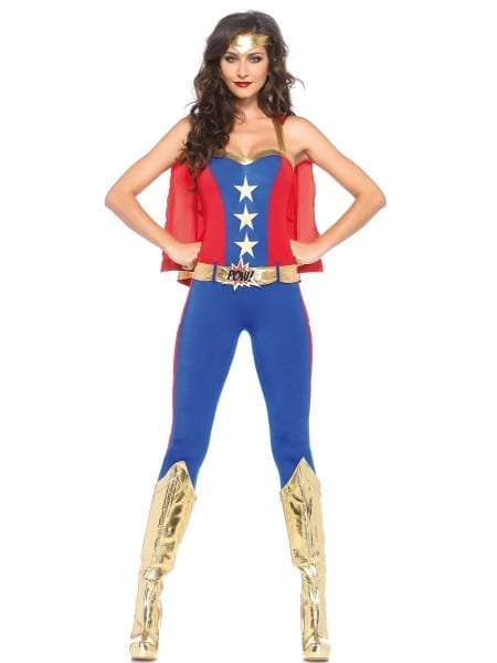 Women's Superhero Costumes & Fancy Dress Outfits