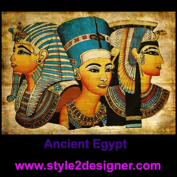 Ancient Egypt Costumes Jewelry And Clothing