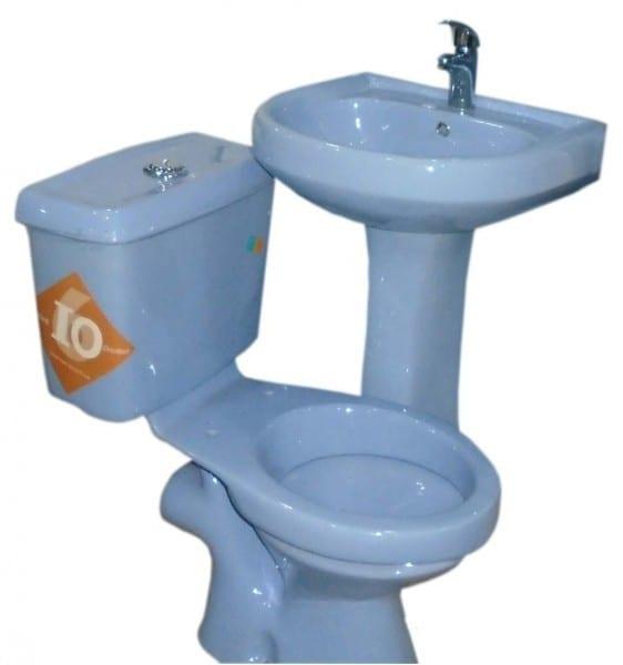 Astounding Toilet Seat Royale Sorbet Toilet With Seat Brown