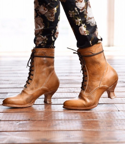 Victorian Steampunk Boots For Sale