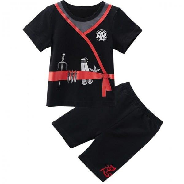 Aliexpress Com   Buy Baby Boy Ninja Costume 2pcs Set Cute Newborn