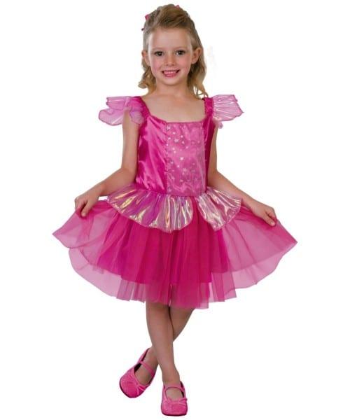 Ballerina Princess Child Costume