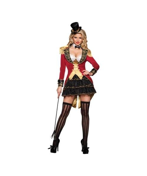 Adult Big Top Tease Circus Costume