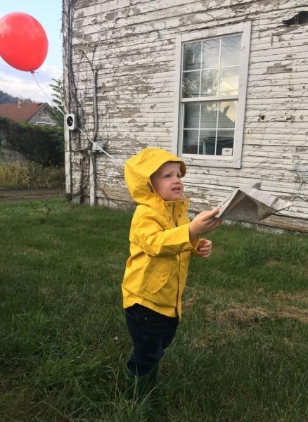 Easy Toddler Halloween Costume  It's Georgie — Bit & Bauble