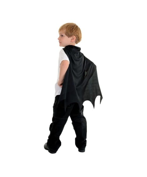 Black Toddler Superhero Cape