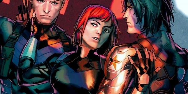 Black Widow Returns After Being Killed In Secret Empire