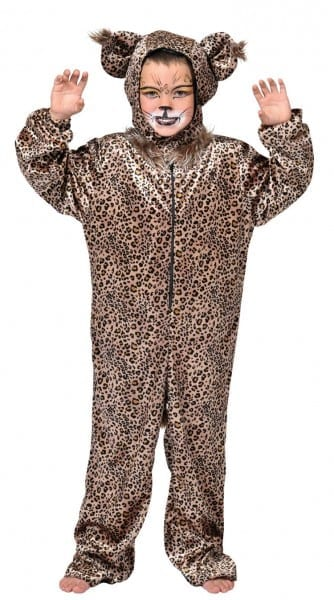 Cheetah Costumes (for Men, Women, Kids)