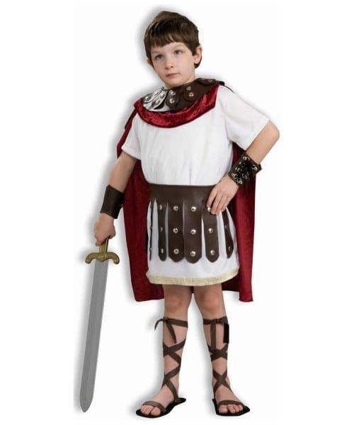 Kids Gladiator Greek Halloween Costume