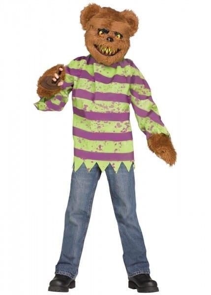 Boys Brown Killer Bear Costume