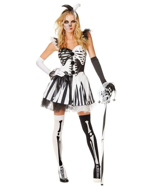 Sexy Skeleton Halloween Costume In 2018