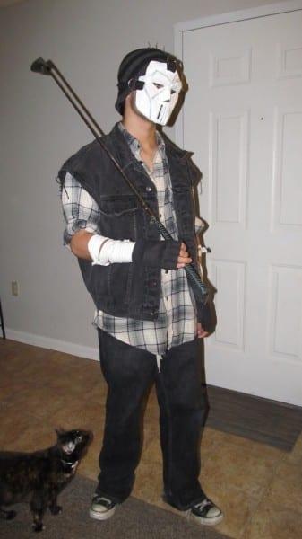 Casey Jones Costume 2 By Timthescarecrow On Deviantart