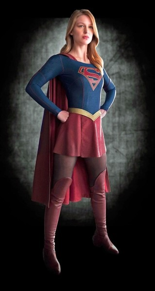 Female Characters In Action Movies Super Girl Melissa Benoist