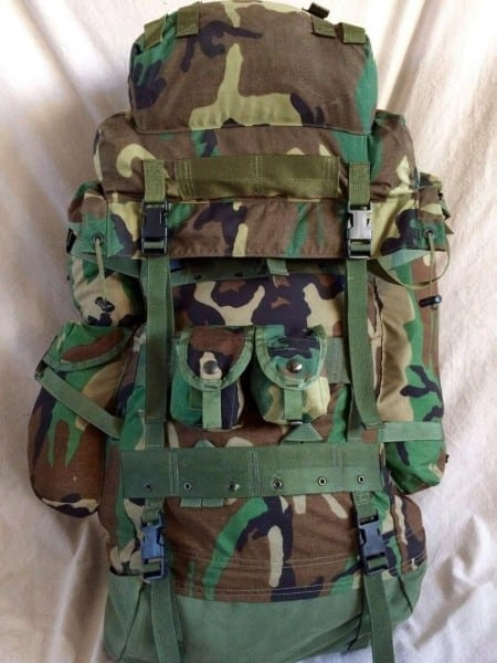 Army Ranger Backpack