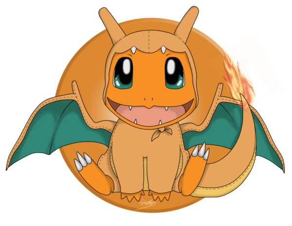Collection Of Free Charmander Drawing Costume  Download On Ubisafe