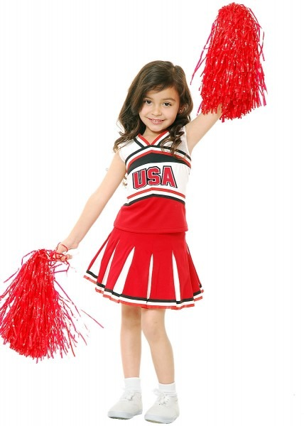 Cheerleader Uniforms For Kids