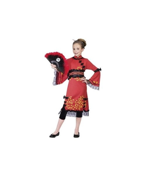Toddler China Doll Costume
