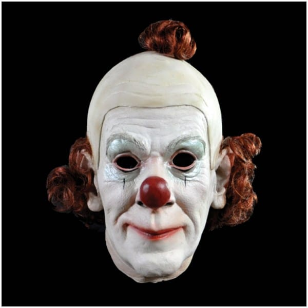 Circus Clown Mask · Mad About Horror