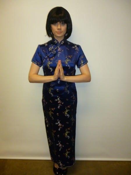China Girl Costume