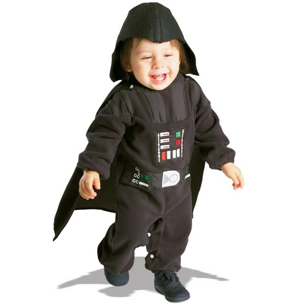 Darth Vader Toddler Costume
