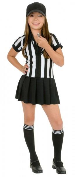 Referee Girls Costume