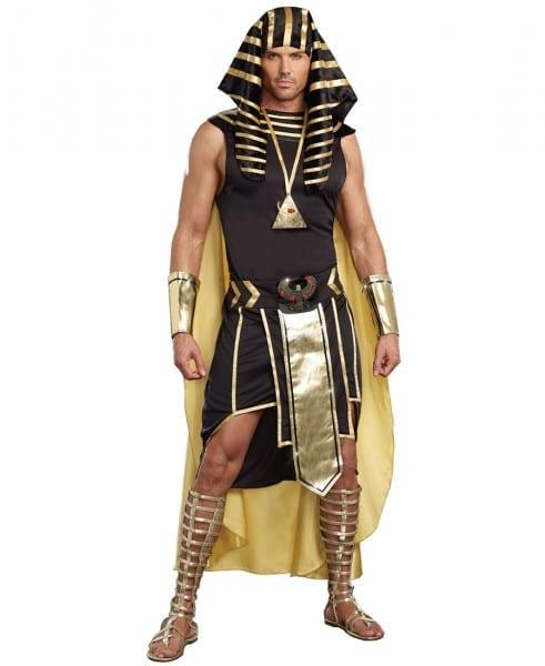 Rey De Egipto Faraón Disfraz De Hombre
