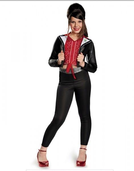 Mckenzie Biker Teen Beach Movie Classic Girls Halloween Costume