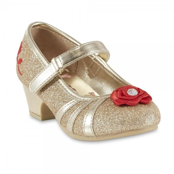 Disney Belle Dress Shoes Size 6 7 8 9 10 11 12 Toddler Child