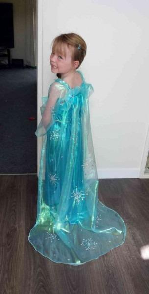 Disney Princess Costumes For Kids Unique Frozen Costume Elsa S