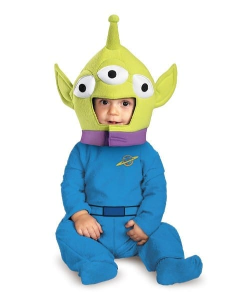 Disney Toy Story Alien Baby Costume For My Baby Boy Designs Of
