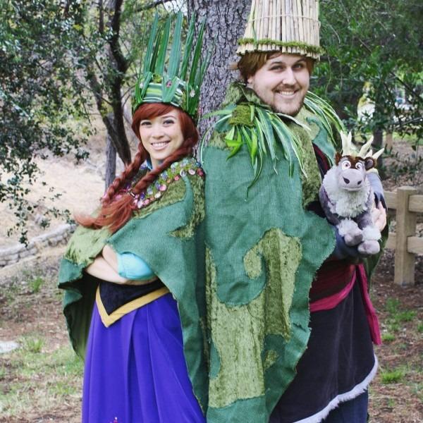 Diy Halloween Disney Couples Costumes