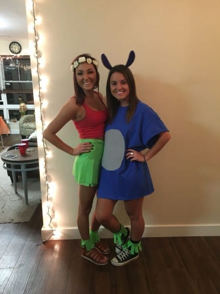 Diy Lilo And Stitch Costume Diy Best Party Supply Ideas Of Woody Halloween